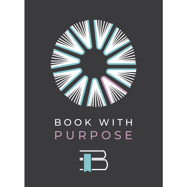 book with purpose logo