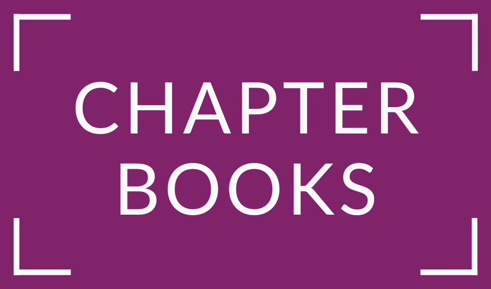 white text chapter books on purple background