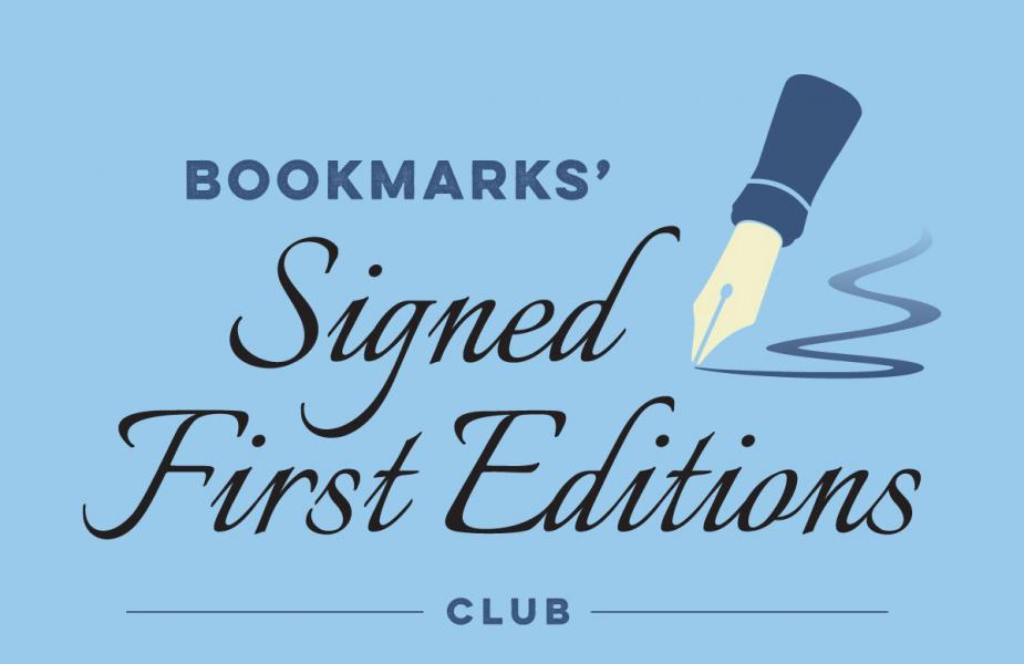 Bookmarks' Signed First Editions Club
