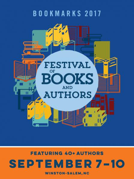 Bookmarks 2017 Festival of Books and Authors